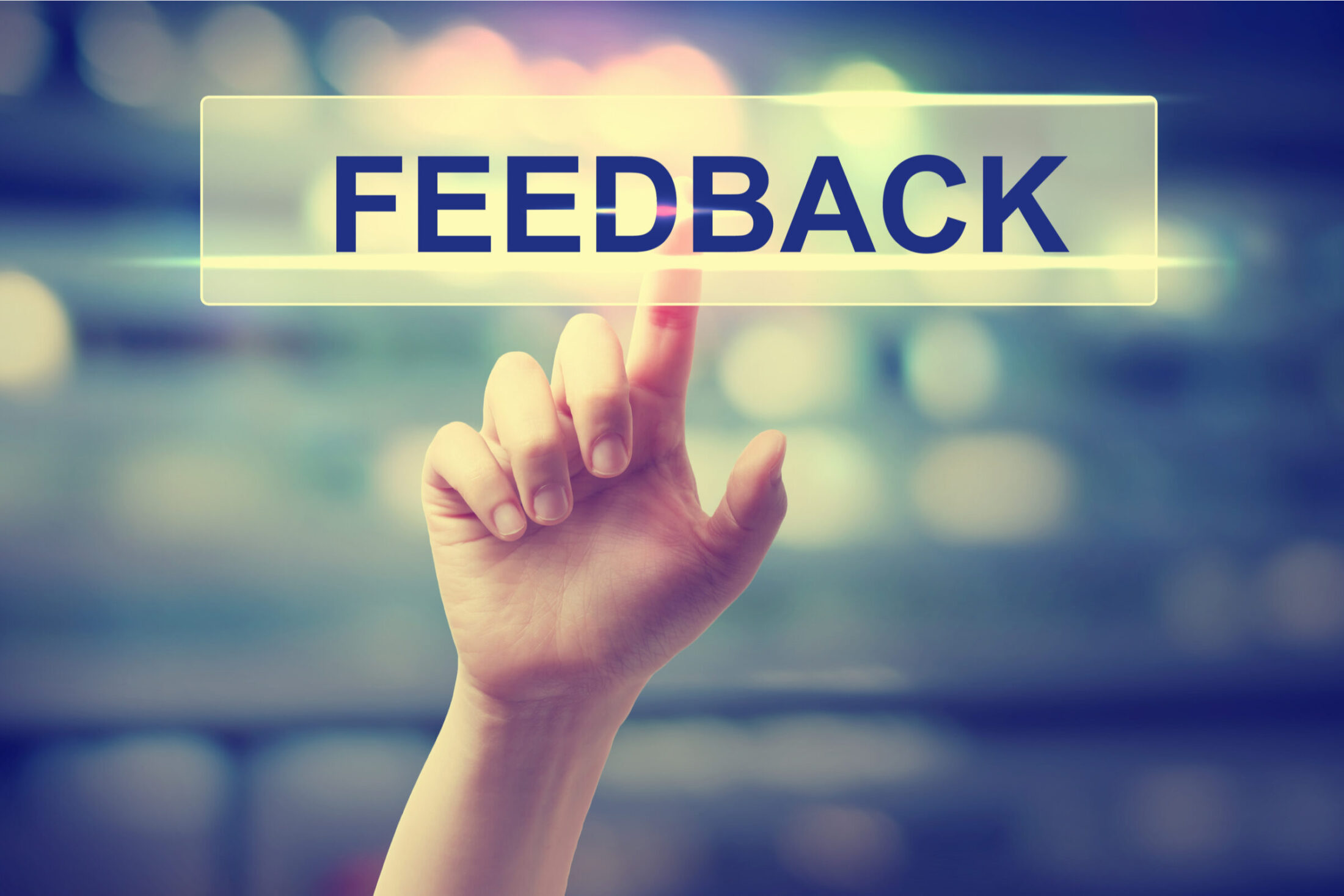 Are You Getting The Feedback You Need?